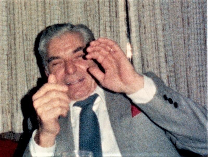 DAD IN 1989