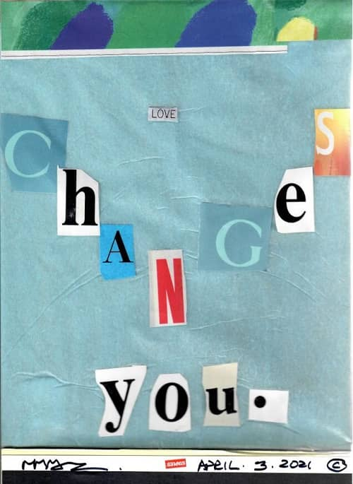 C LOVE CHANGES YOU